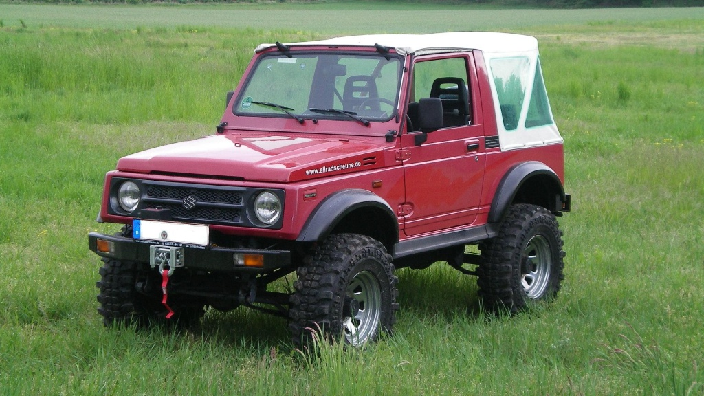 Suzuki Samurai Sj For Sale Uk