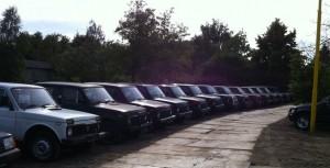 Lada Niva - Gute Gebrauchte und Tuning