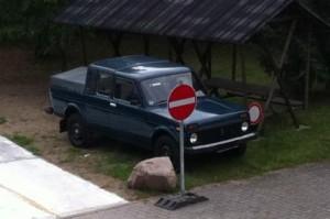 Lada Niva Pickup