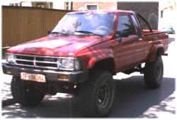 Toyota Hilux ExtraCab