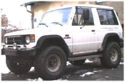 Mitsubishi Pajero 3,0 V6