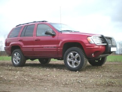 Jeep Grand Cherokee WG