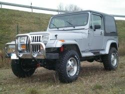 Jeep Wrangler YJ 4,2L