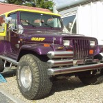 Trailmaster Jeep YJ
