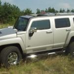 Trailmaster Fahrwerk Hummer