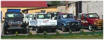 Ausstellung Gebraucht-Fahrzeuge