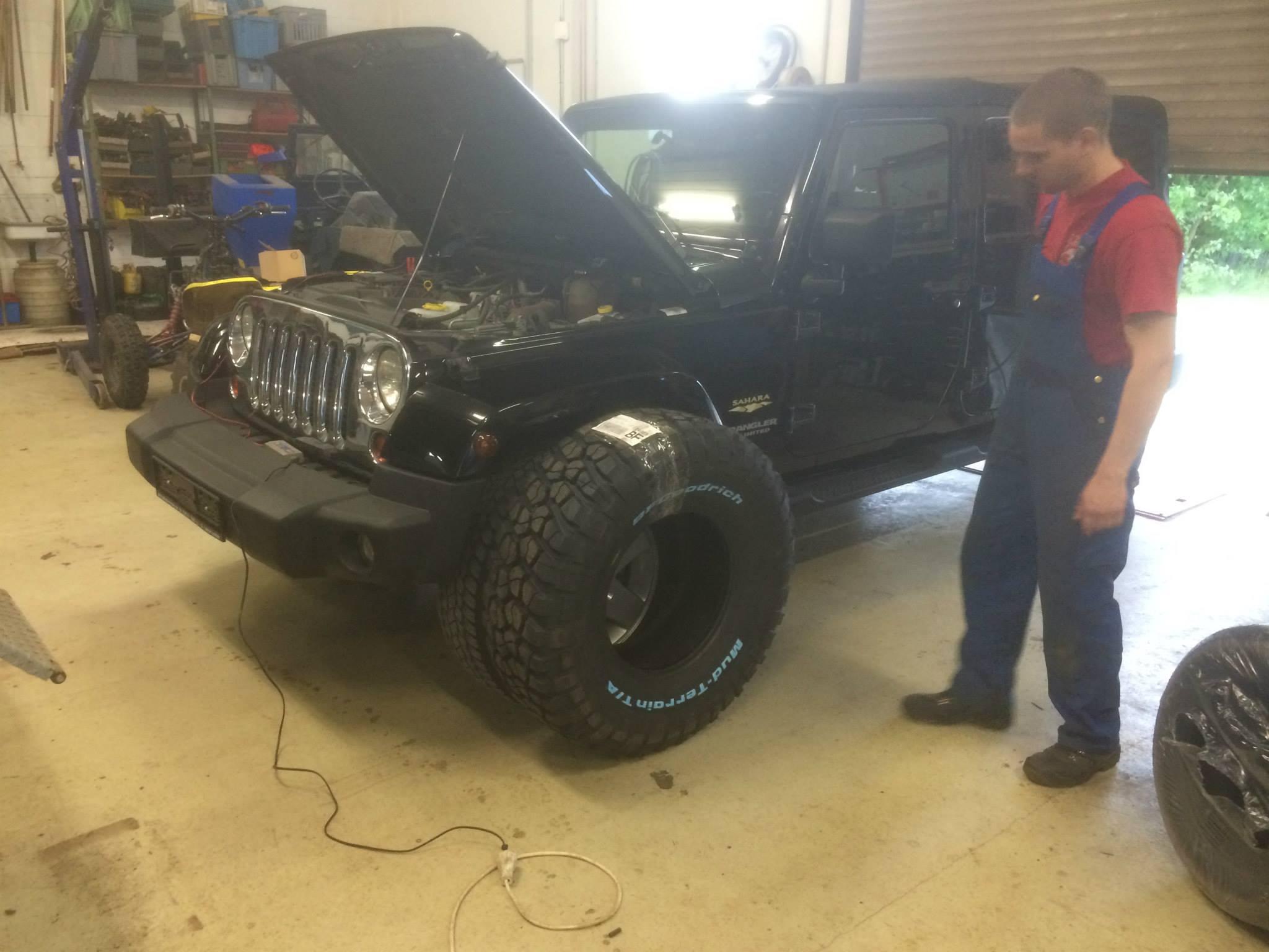 jeep wrangler jk unlimited allradscheune. Black Bedroom Furniture Sets. Home Design Ideas